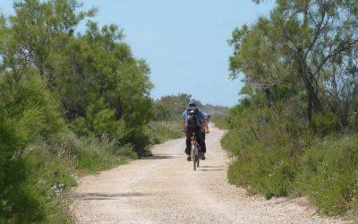 Circuit de La Gacholle à vélo
