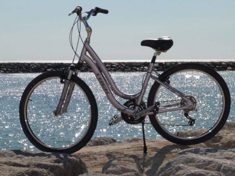 Location vélo en journée