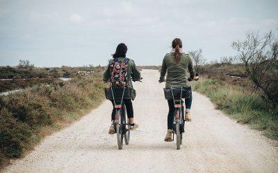 Les blogueuses à bicyclette